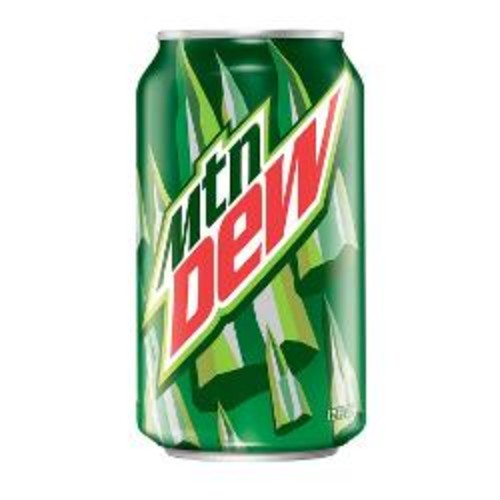 Mountain Dew, 12 Oz., Pack Of 24