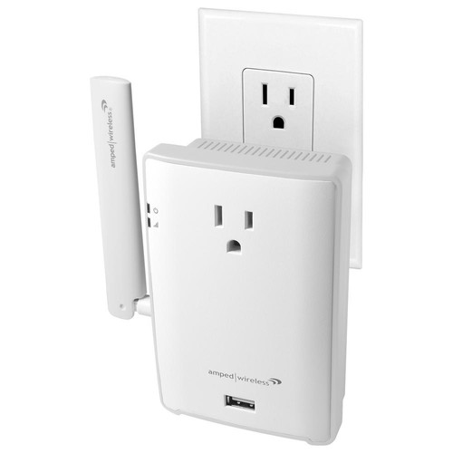 Amped Wireless High Power Plug-In AC1200 Wi-Fi Range Extender