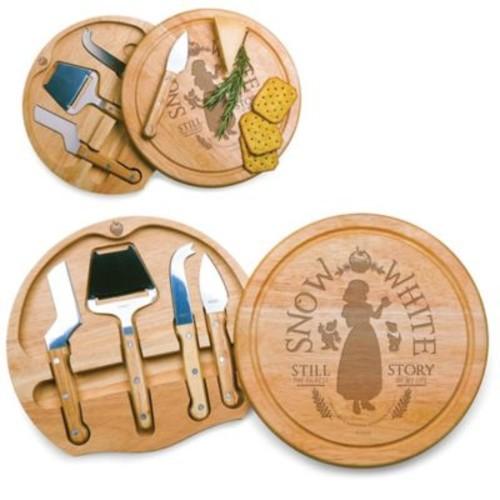 Picnic Time Disney Snow White Circo Cheese Board & Tools Set