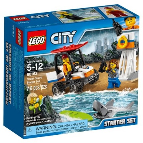 LEGO City Coast Guard Coast Guard Starter Set 60163