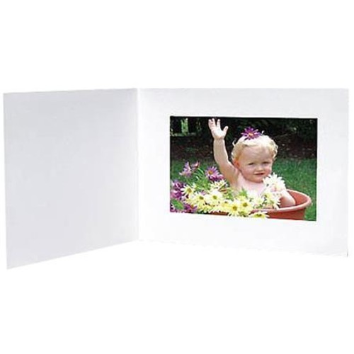 Collectors Gallery Horizontal Folder Frame w/Plain Border for 6x4