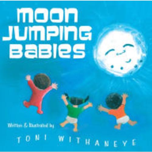 Moon Jumping Babies (PagePerfect NOOK Book)