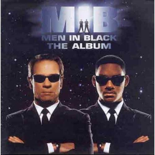 Men in Black [Original Motion Picture Soundtrack] [CD]