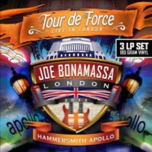 Tour de Force: Live in London - Hammersmith Apollo [180g Vinyl] [LP] - VINYL