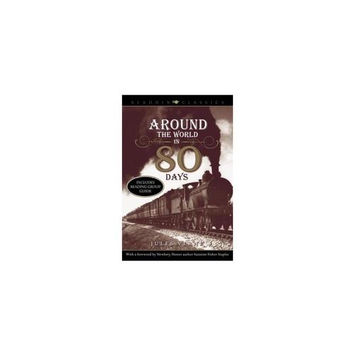 Around the World in 80 Days (Aladdin Classics)