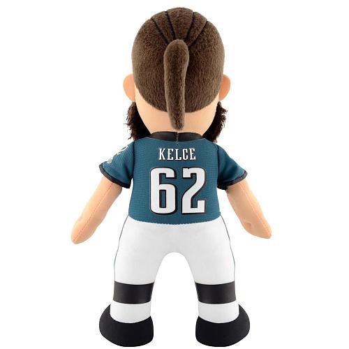 Philadelphia Eagles Jason Kelce 10 inch Plush Figure