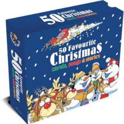50 Favourite Christmas Carols By Various Artists (Audio CD)