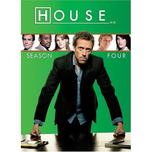 UNIVERSAL HOME ENTERTAINMENT House: Season Four
