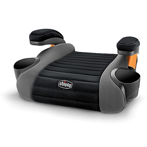 Chicco GoFit Backless Booster Seat in Shark