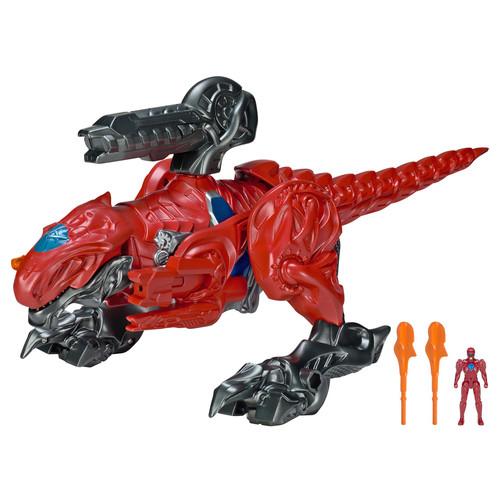 Power Rangers Movie TRex Battle Zord with Red Ranger