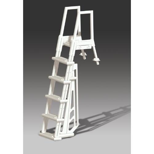 Blue Wave NE1175 Heavy Duty In-Pool Ladder - White