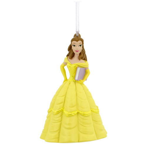 Disney Beauty and the Beast Belle Christmas Ornament