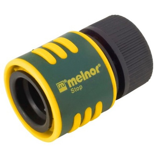 Melnor Product End Connector with Water Stop