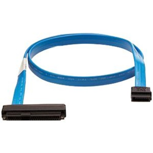 HP  AN975A 2m External SFF-8088 to SFF-8088 Male/Male SAS Cable, Black