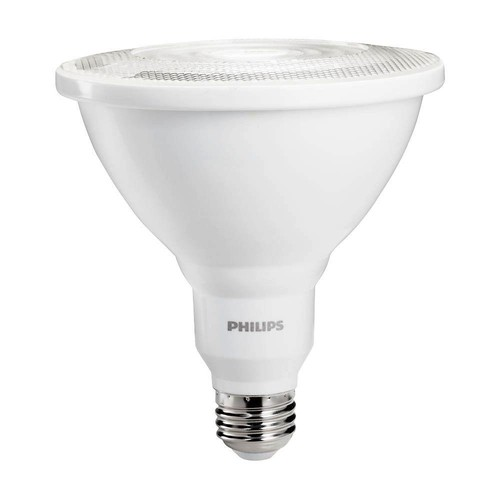 Philips 100W Equivalent Daylight PAR38 Indoor/Outdoor Household LED Light Bulb (8-Pack)