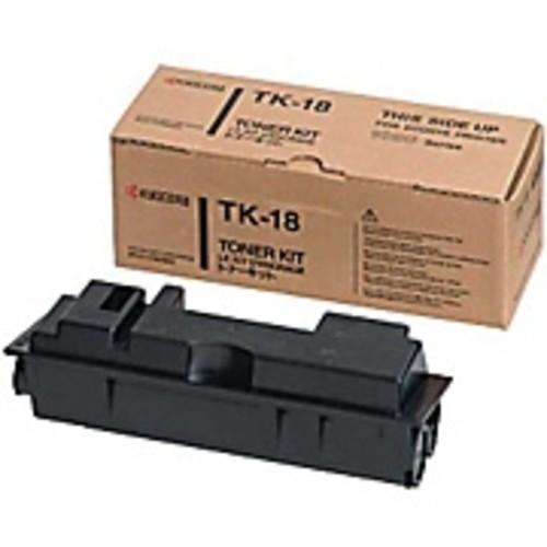Kyocera Mita TK18 Black Toner Cartridge