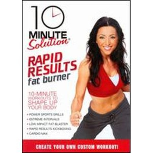 10 Minute Solution: Rapid Results Fat Burner DD2