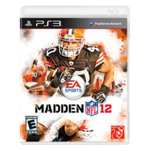 Electronic Arts Madden NFL 12 [Digital]