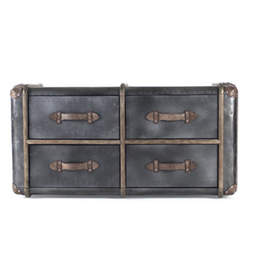 Augustine 4 Drawer Chest