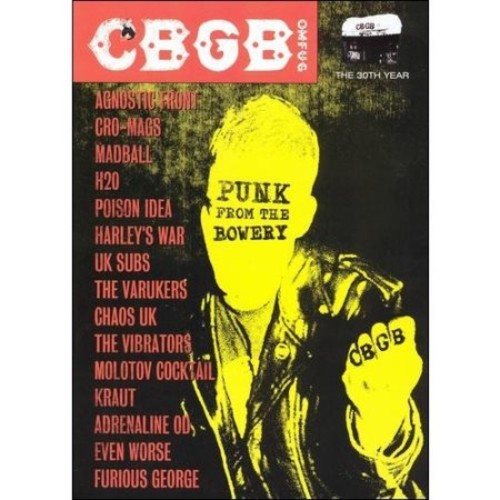 Cbgb-Punk From the Bowery
