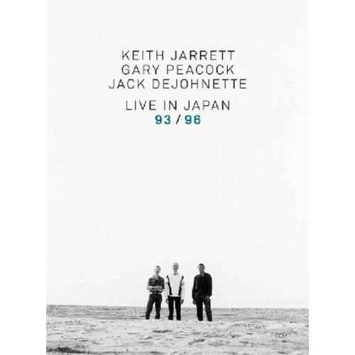 Keith Jarrett/Gary Peacock/Jack De Johnette: Live in Japan 93/96