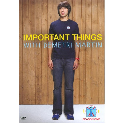 Important Things with Demetri Martin: Season One [DVD]