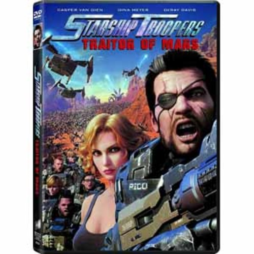 Starship Troopers: Traitors Of Mars [DVD]