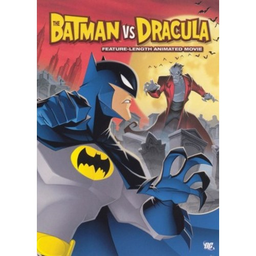 Batman vs. Dracula (dvd_video)