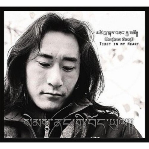 Tibet in My Heart [CD]