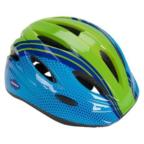 Huffy Youth Bike Helmet - Blue/Green