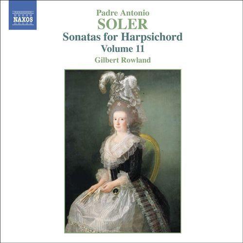Soler: Sonatas for Harpsichord, Volume II [CD]