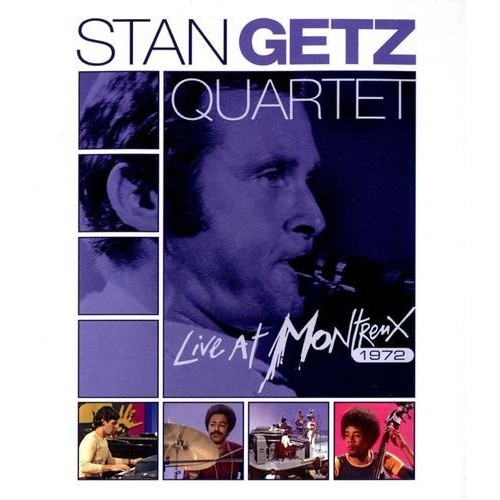 Live at Montreux 1972 [DVD]