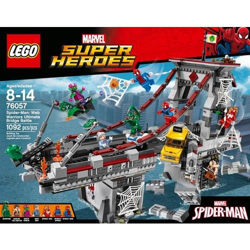 LEGO - Marvel Super Heroes: Spider-Man - Web Warriors Ultimate Bridge Battle