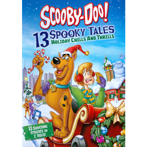 Scooby-Doo!: 13 Spooky Tales - Holiday Chills and Thrills [2 Discs] [DVD]
