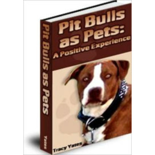 Pit Bulls As Pets