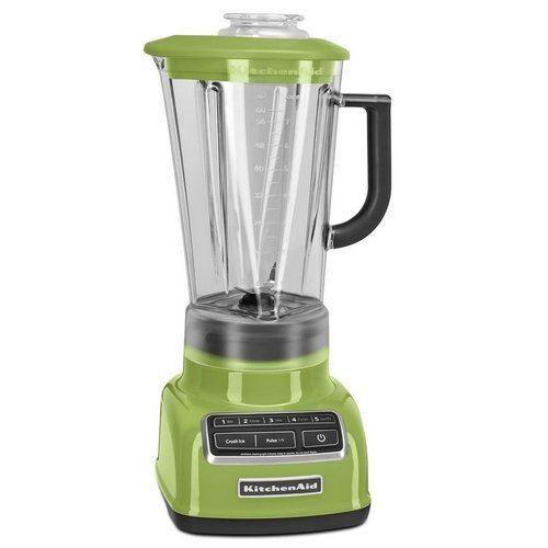 KitchenAid - Blender, KitchenAid 5-Speed 60oz Diamond Blender - Green Apple - KITKSB1575GA