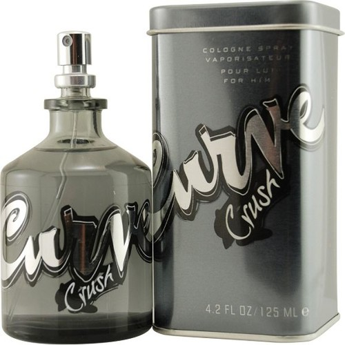Curve Crush Liz Claiborne Curve Men's Eau de Cologne 4.2 oz
