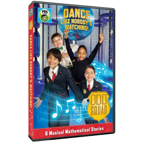 Odd Squad: Dance Like Nobody Is Watching (DVD)