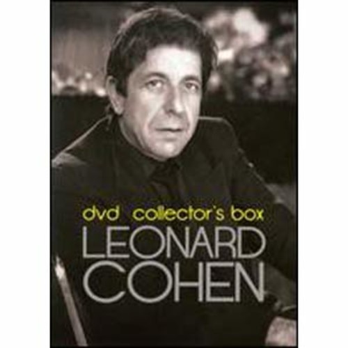 Leonard Cohen: DVD Collector's Box [2 Discs]