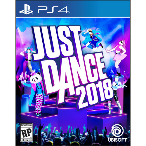Just Dance 2018 for Sony PS4