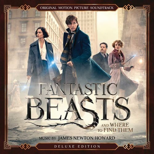 Fantastic Beasts and Where to Find Them [Original Motion Picture Soundtrack] [CD]