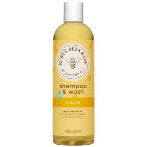 Burts Bees Baby Bee Tear Free Shampoo & Wash, 8 Ounce [1]