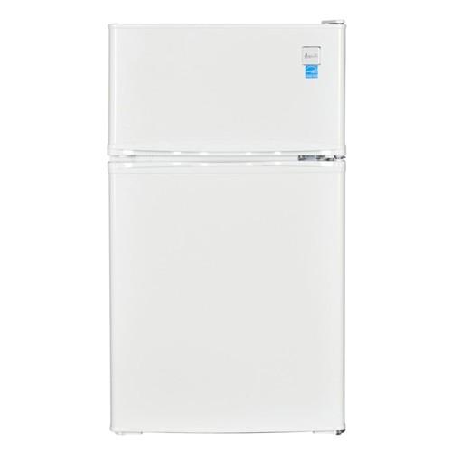 Avanti 3.1 Cu Ft 2-Door Refrigerator, White