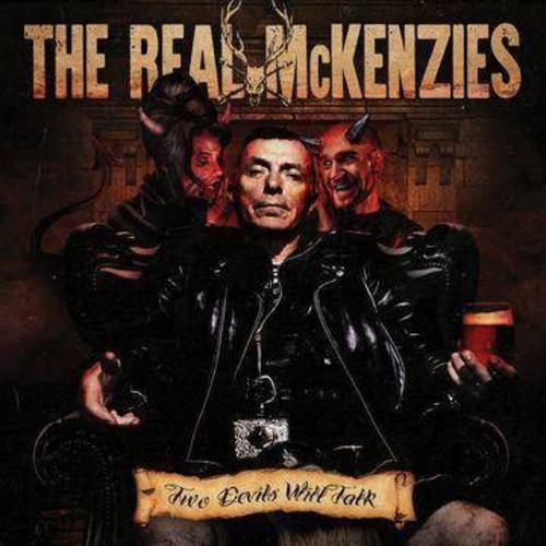 Real Mckenzies - Two Devils Will Talk (CD)