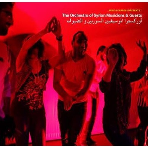 Africa Express Presents: The Orchestra of Syrian Musicians [CD]