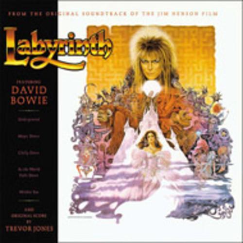 Jim Hensons Labyrinth Vinyl LP