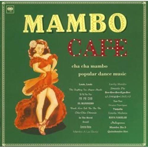 Mambo Cafe [CD]