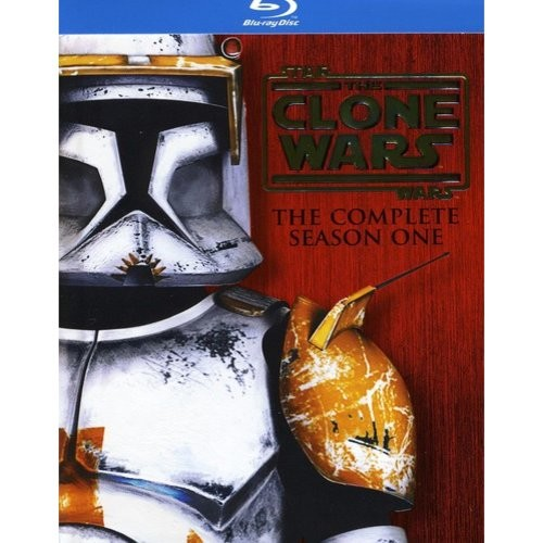 Star Wars: The Clone Wars: The Complete Season One (Blu-ray)