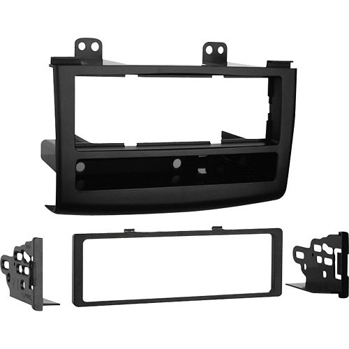 Metra 99-7425 Single DIN Installation Kit for 2008-up Nissan Rogue Vehicles (Black)