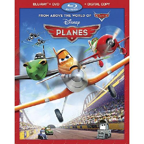 Planes Blu-Ray Combo Pack (Blu-Ray/DVD/Digital Copy)